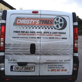 Christy's Tyres